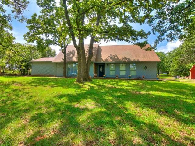 1507 Olison Turn Trail, Guthrie, OK 73044 (MLS #928208) :: Homestead & Co