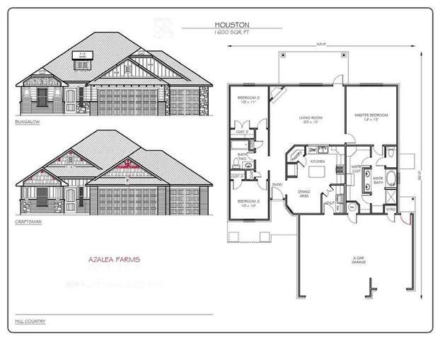 809 Azalea Farms Road, Noble, OK 73068 (MLS #928217) :: The UB Home Team at Whittington Realty