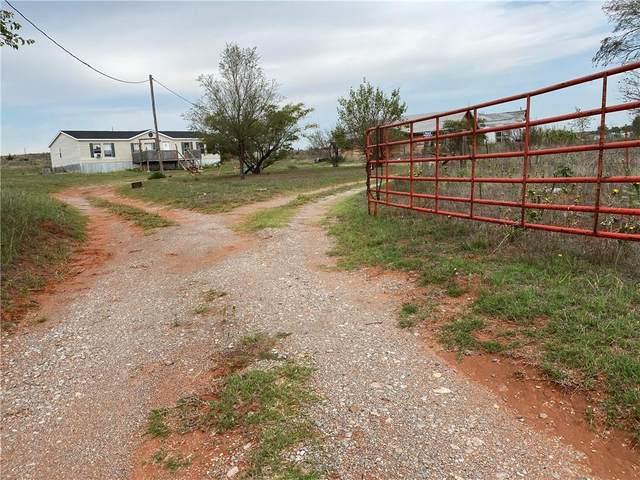11251 N 1930 Road, Sayre, OK 73662 (MLS #928229) :: Homestead & Co