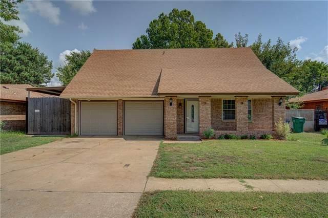 9504 S Mckinley Avenue, Oklahoma City, OK 73139 (MLS #928244) :: Keri Gray Homes