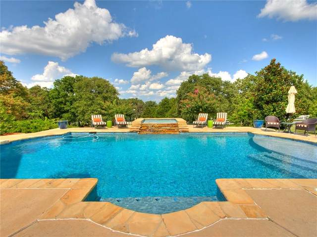 5101 Carrington Place, Oklahoma City, OK 73131 (MLS #928491) :: Homestead & Co