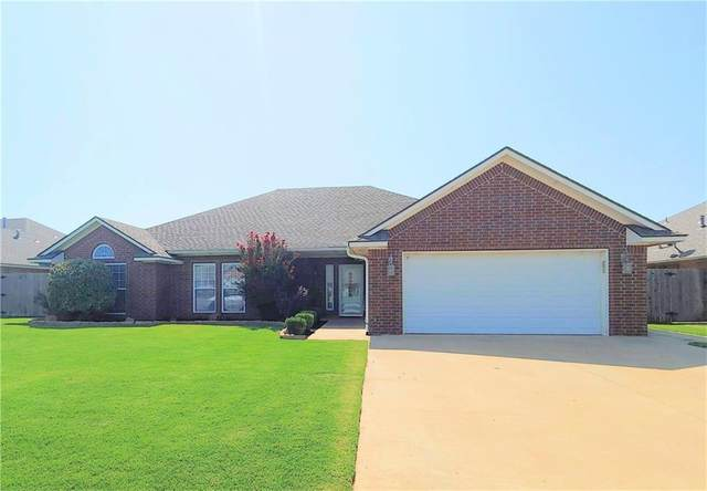 1804 Caribou Circle, Altus, OK 73521 (MLS #928537) :: Homestead & Co