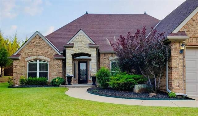 508 E Olivia Terrace, Mustang, OK 73064 (MLS #928559) :: KG Realty