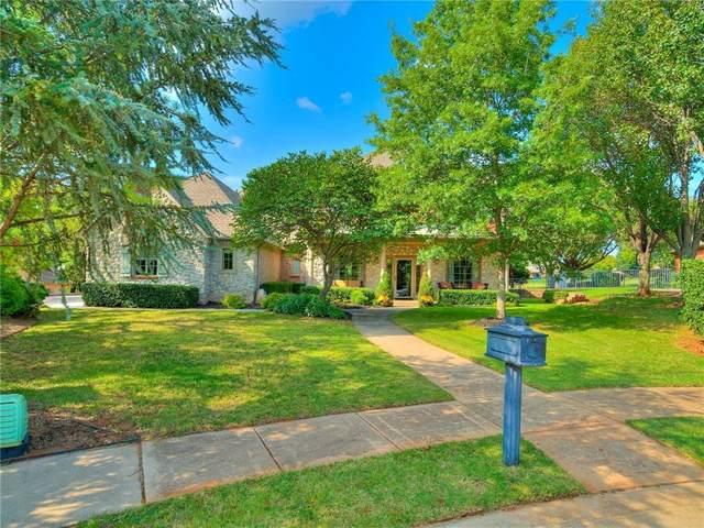 417 Heritage Green Road, Edmond, OK 73003 (MLS #928636) :: Homestead & Co