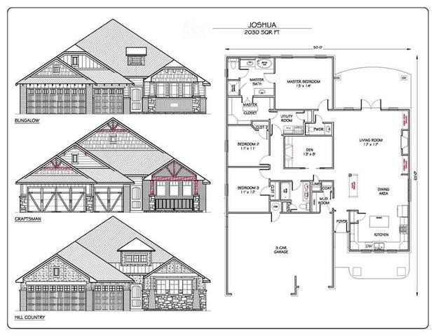 11813 Edi Avenue, Oklahoma City, OK 73142 (MLS #928646) :: The UB Home Team at Whittington Realty