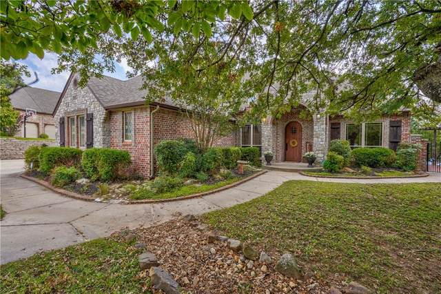 3304 Dogwood Lane, Edmond, OK 73034 (MLS #928664) :: Homestead & Co