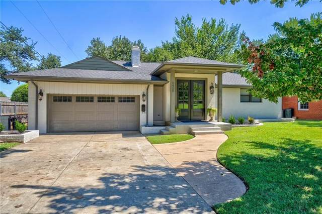 6408 Avalon Lane, Nichols Hills, OK 73116 (MLS #928729) :: ClearPoint Realty