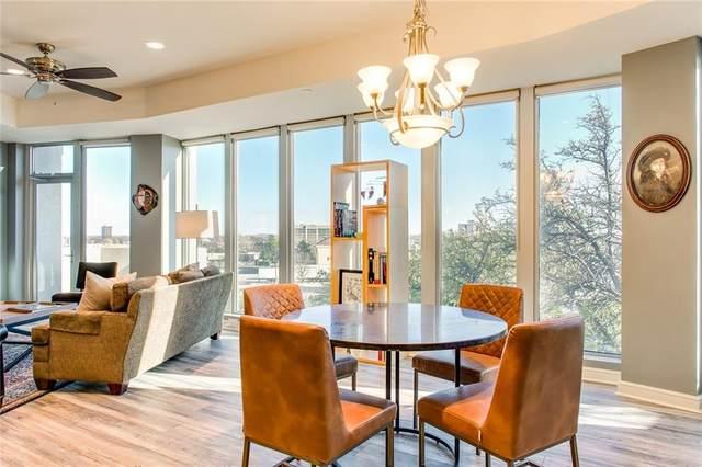 5900 Mosteller Drive #32, Oklahoma City, OK 73112 (MLS #928854) :: Meraki Real Estate