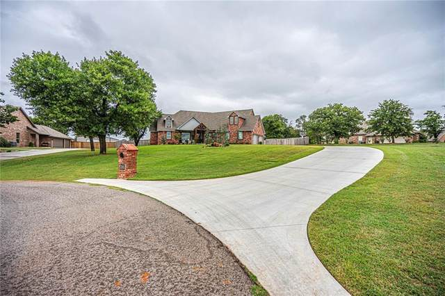 281 Turtle Dove Court, Blanchard, OK 73010 (MLS #928901) :: ClearPoint Realty