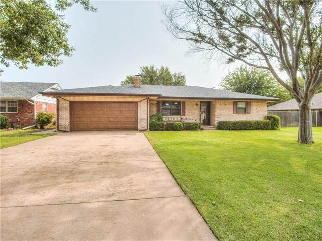 1307 S 10th Street, Kingfisher, OK 73750 (MLS #928951) :: Homestead & Co
