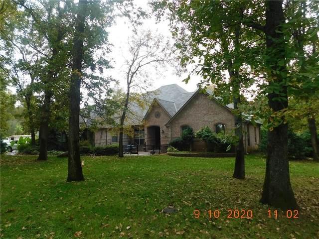 16390 Fishmarket Road, McLoud, OK 74851 (MLS #929013) :: Homestead & Co
