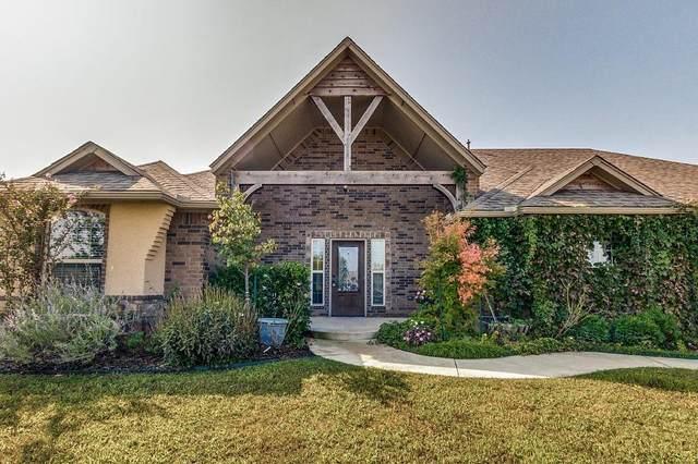 2479 County Road 1202, Blanchard, OK 73010 (MLS #929029) :: Homestead & Co