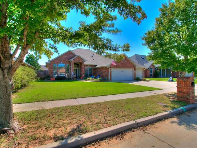 4916 Cypress Lake, Norman, OK 73072 (MLS #929307) :: Homestead & Co