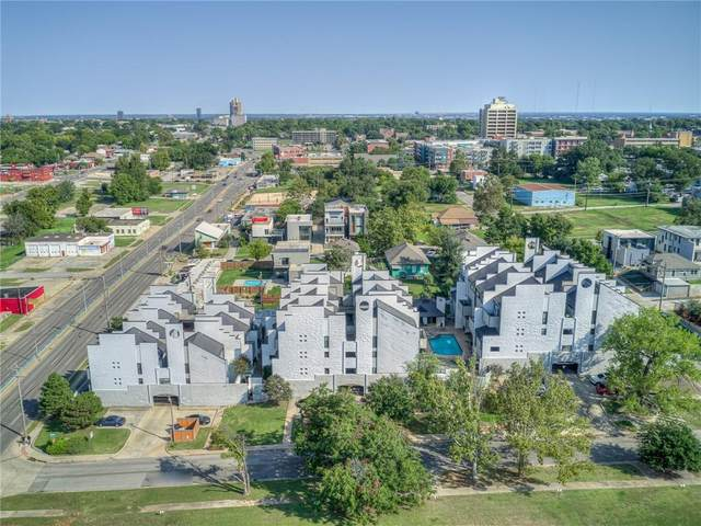 931 NW 7th Street #205, Oklahoma City, OK 73106 (MLS #929361) :: Keri Gray Homes