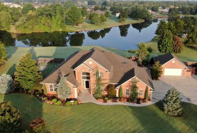 205 W Waterfront Drive, Tuttle, OK 73089 (MLS #929384) :: Homestead & Co