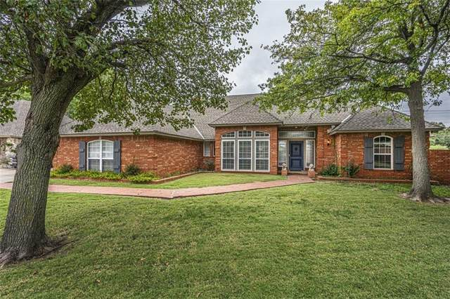 11632 Kingswick Drive, Oklahoma City, OK 73162 (MLS #929465) :: Homestead & Co