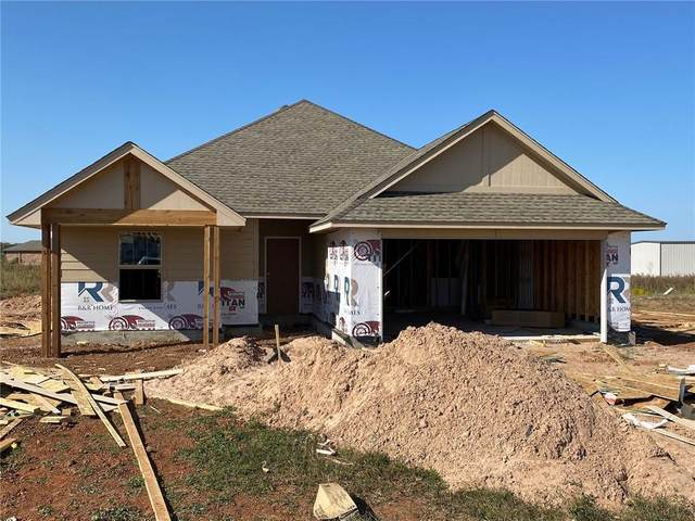 1317 NW 12TH Street, Newcastle, OK 73065 (MLS #929532) :: ClearPoint Realty