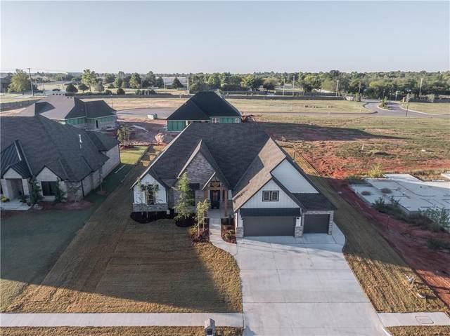 4844 Constitution Lane, Tuttle, OK 73089 (MLS #929797) :: Homestead & Co