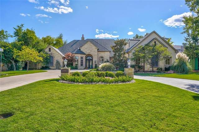 2608 Dorchester Drive, Oklahoma City, OK 73120 (MLS #929842) :: The UB Home Team at Whittington Realty