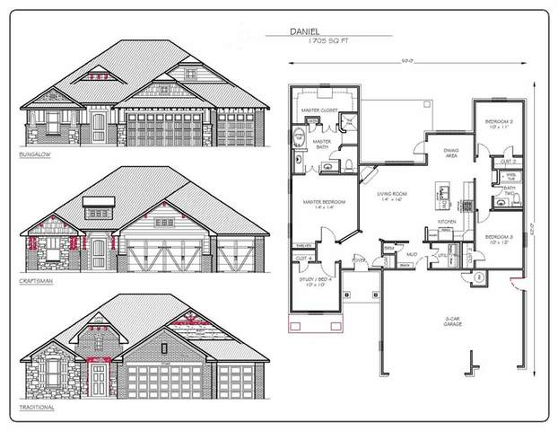 1101 Vermont Avenue, Newcastle, OK 73065 (MLS #929862) :: ClearPoint Realty