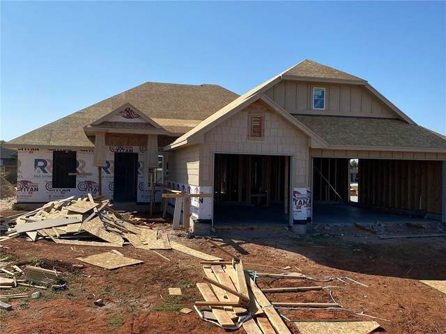 1013 Vermont Avenue, Newcastle, OK 73065 (MLS #929869) :: ClearPoint Realty