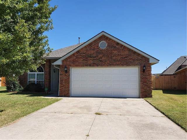 2104 Breakers Lane, Oklahoma City, OK 73128 (MLS #929890) :: Homestead & Co
