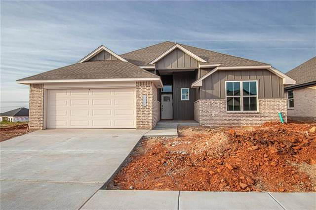 8213 NW 151st Street, Edmond, OK 73013 (MLS #930073) :: ClearPoint Realty