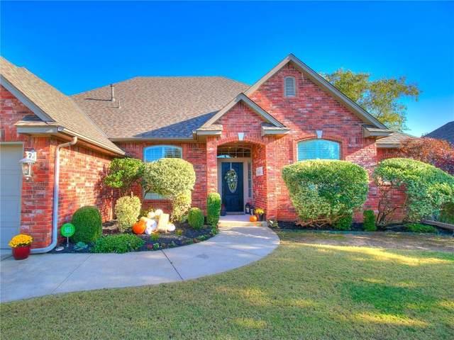 3104 SW 130th Street, Oklahoma City, OK 73170 (MLS #930140) :: Homestead & Co