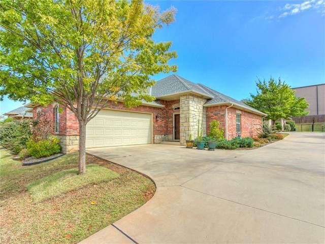 10272 Hawthorn Drive, Oklahoma City, OK 73120 (MLS #930249) :: Homestead & Co