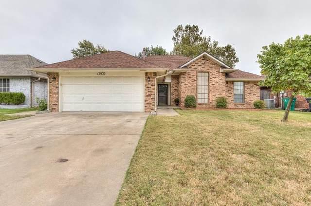 12920 Cloverleaf Lane, Oklahoma City, OK 73170 (MLS #930250) :: Homestead & Co