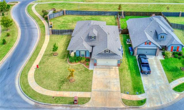 14608 Brinklee Way, Oklahoma City, OK 73142 (MLS #930805) :: ClearPoint Realty