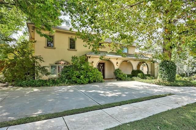 1822 Brookhaven Boulevard, Norman, OK 73072 (MLS #930874) :: Erhardt Group at Keller Williams Mulinix OKC