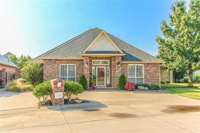 2220 Pinnacle Point, Oklahoma City, OK 73170 (MLS #930930) :: ClearPoint Realty