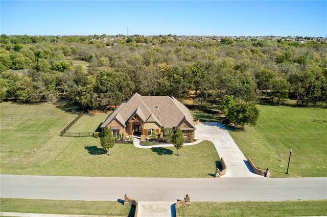 3520 Joshua Lane, Moore, OK 73165 (MLS #931325) :: Homestead & Co