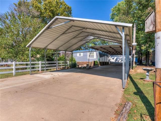 114561 Springcreek Road, Eufaula, OK 74432 (MLS #931398) :: The UB Home Team at Whittington Realty