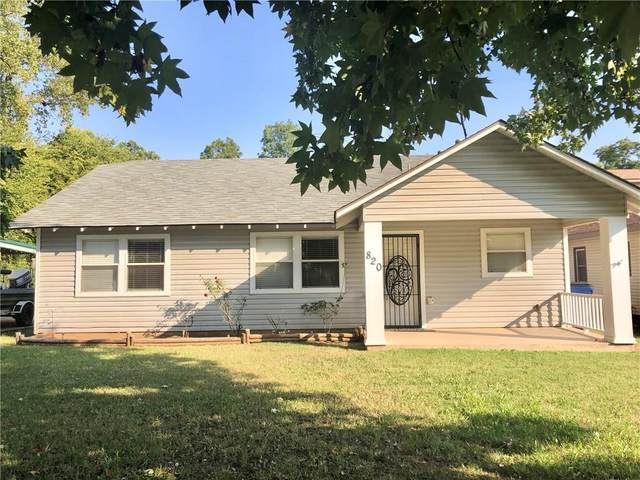 820 W Dakota Ave, Chickasha, OK 73018 (MLS #931400) :: Homestead & Co
