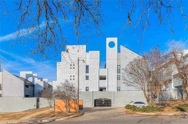 931 NW 7th Street #206, Oklahoma City, OK 73106 (MLS #931434) :: ClearPoint Realty