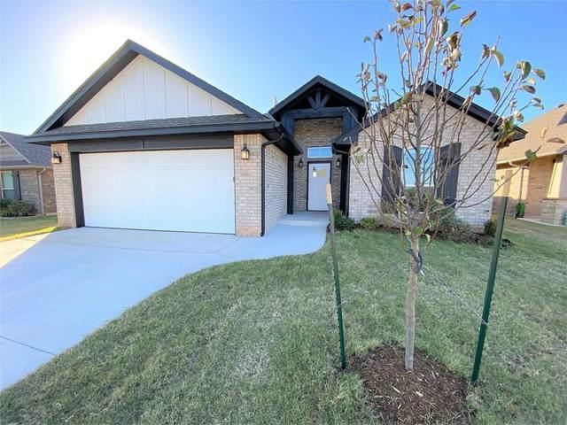 4205 Brougham Way, Oklahoma City, OK 73179 (MLS #931483) :: Homestead & Co