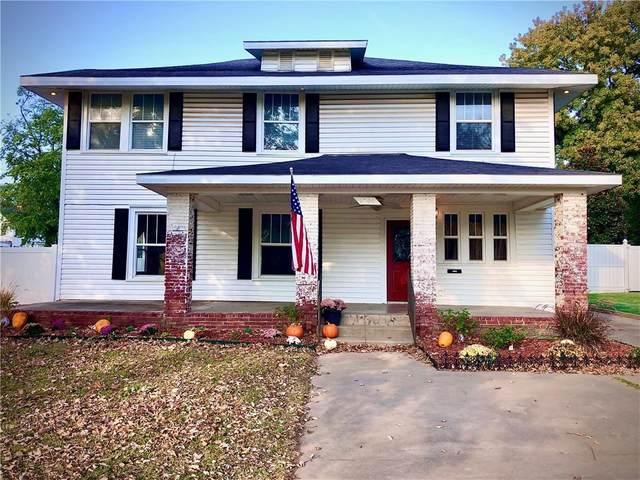1200 N Broadway Avenue, Shawnee, OK 74801 (MLS #931526) :: ClearPoint Realty