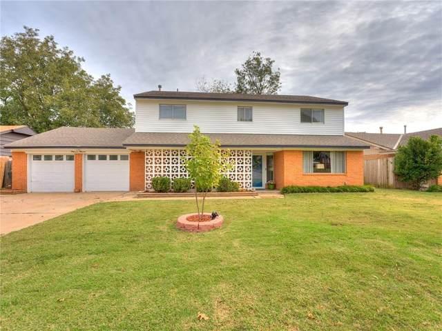 3700 Mockingbird Lane, Midwest City, OK 73110 (MLS #931643) :: The Oklahoma Real Estate Group