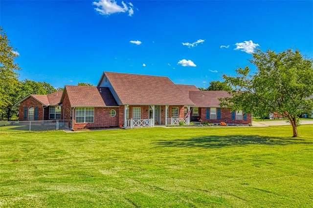 306 Murray Drive, Choctaw, OK 73020 (MLS #931850) :: Homestead & Co
