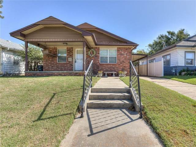 1621 N Beard Avenue, Shawnee, OK 74804 (MLS #932121) :: ClearPoint Realty
