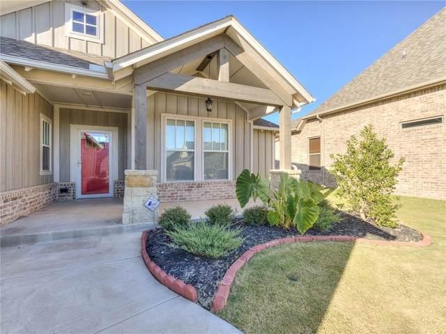 8425 NW 133rd Street, Oklahoma City, OK 73142 (MLS #932212) :: Homestead & Co