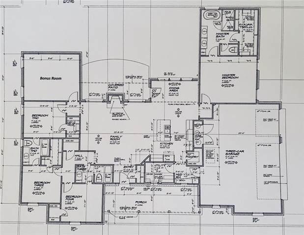 8854 Morningside Road, Guthrie, OK 73044 (MLS #932219) :: The Oklahoma Real Estate Group
