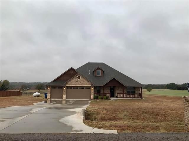 2665 Four Lakes Drive, Blanchard, OK 73010 (MLS #932364) :: The Oklahoma Real Estate Group