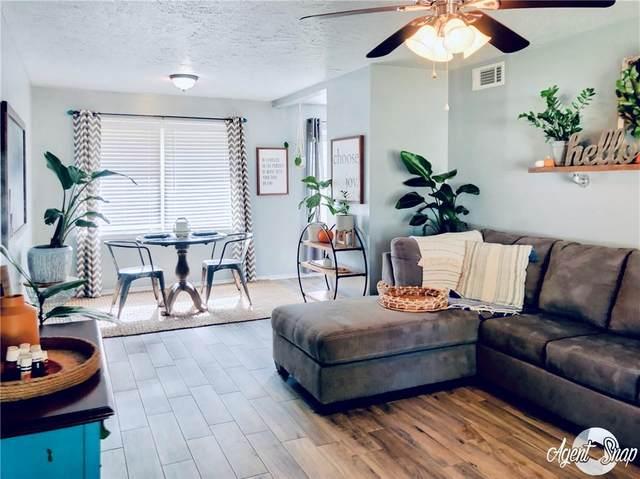 204 Leonard Lane, Midwest City, OK 73110 (MLS #932379) :: The Oklahoma Real Estate Group