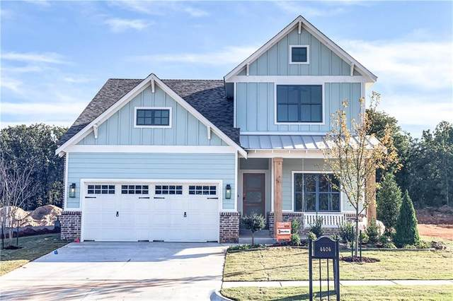 4404 NE 125th Court, Oklahoma City, OK 73013 (MLS #932443) :: ClearPoint Realty