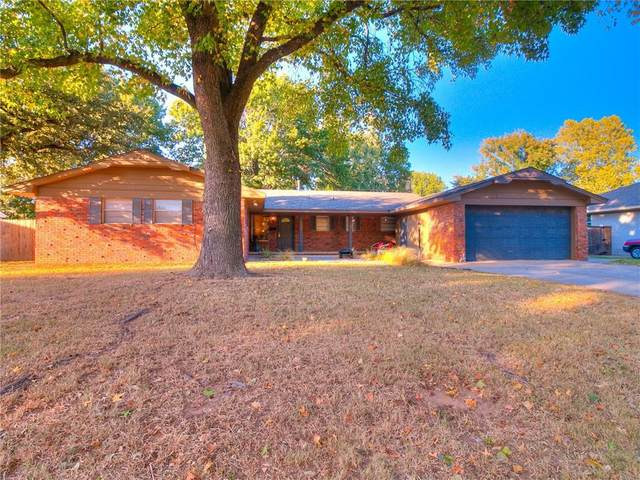 2603 Brentwood Drive, Norman, OK 73069 (MLS #932515) :: The Oklahoma Real Estate Group