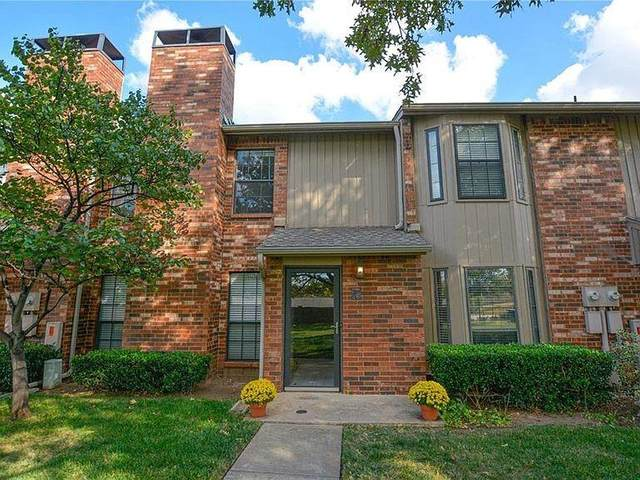 6500 N Grand Boulevard #194, Oklahoma City, OK 73116 (MLS #932519) :: Homestead & Co