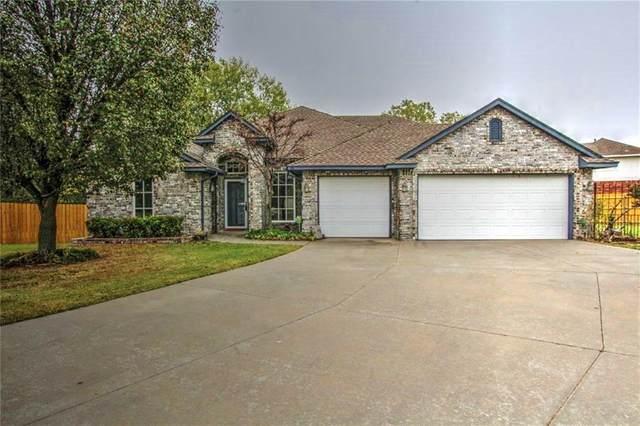 504 SW 155th Court, Oklahoma City, OK 73170 (MLS #932580) :: Homestead & Co